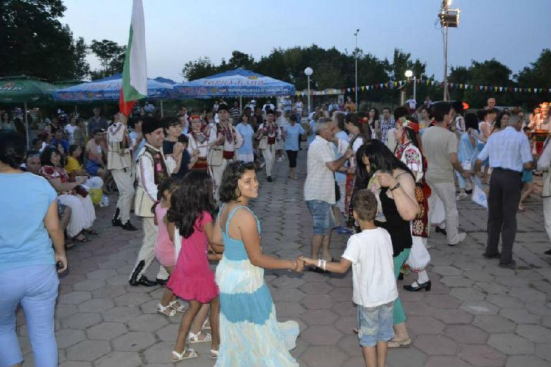 Концерт в Козлодуй