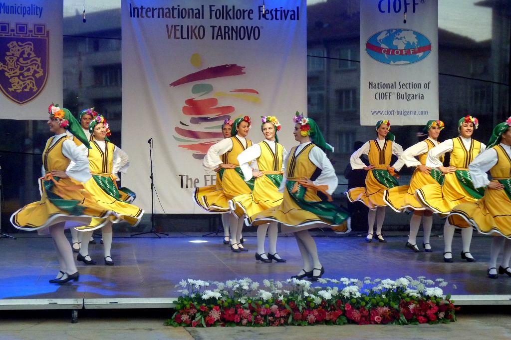 XX Юбилеен международен фолклорен фестивал